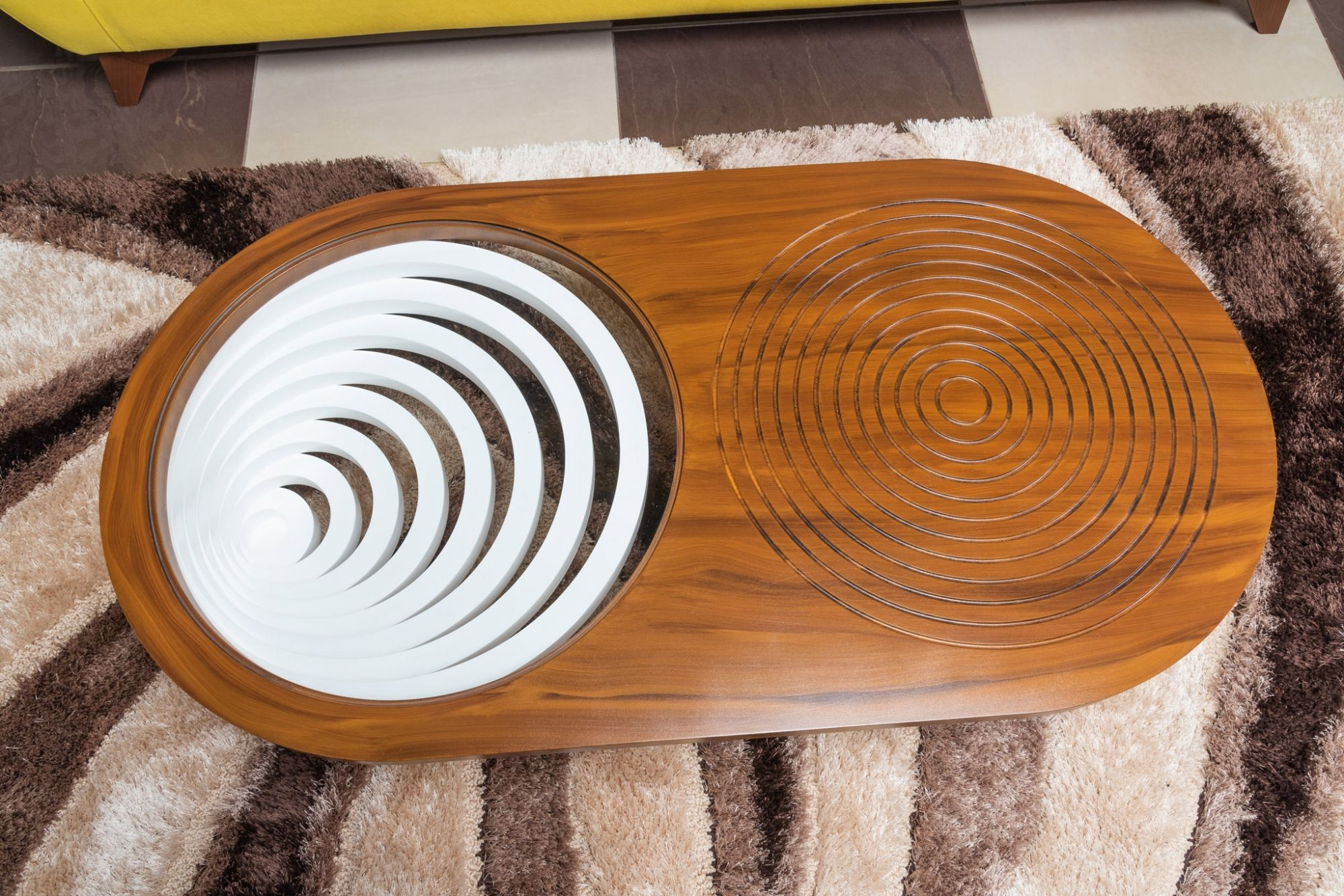 TOPIKANA 3 Coffee Table