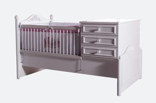 SIENA  Convertible Baby Bed