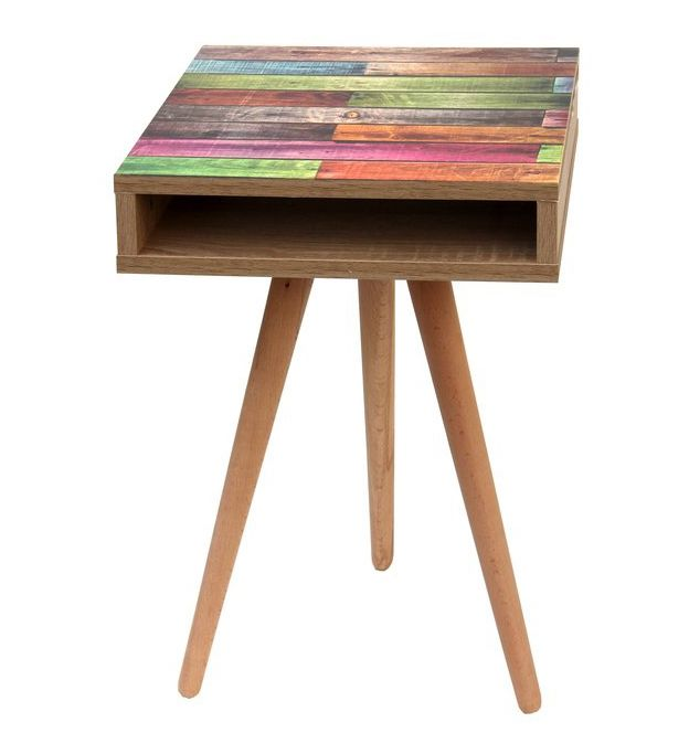 COLORS  End Table