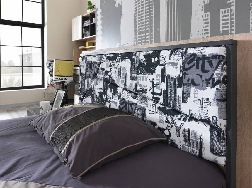 CITY Bed (100x200cm)