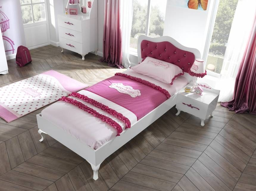 PAPATYA Bed (100x200cm)