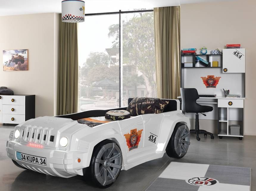 OFFROAD  Carbed (White)