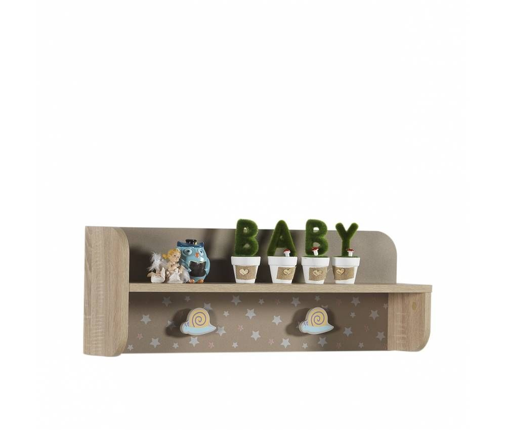 CARINO Hanger shelf