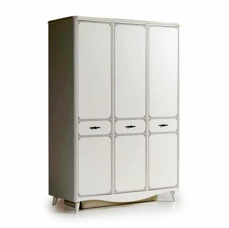 PERLA 3 Door Wardrobe