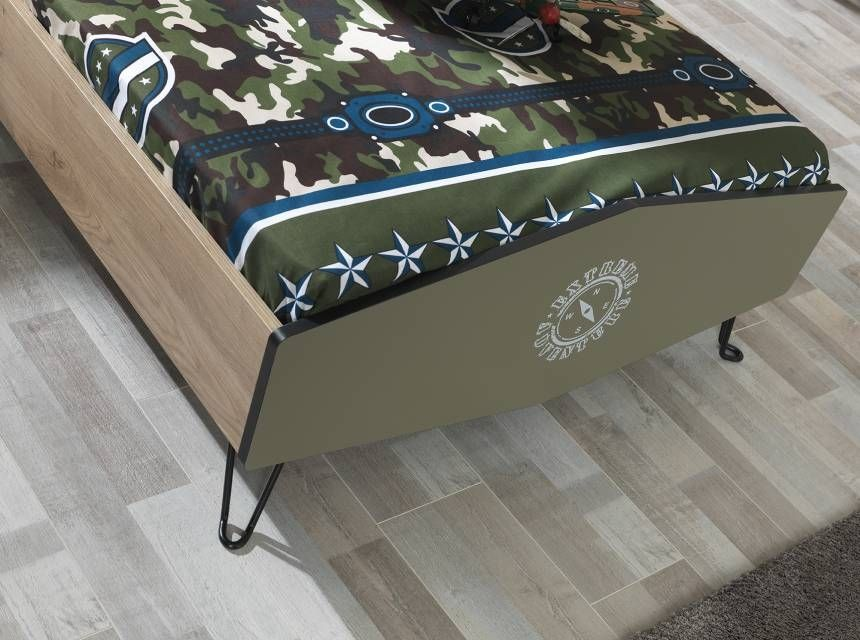 CAMP Bed (100x200cm)