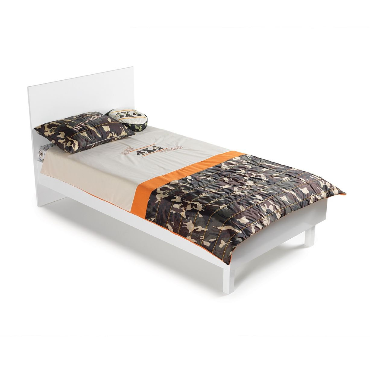 OFFROAD Bed Cover with two pillowcases