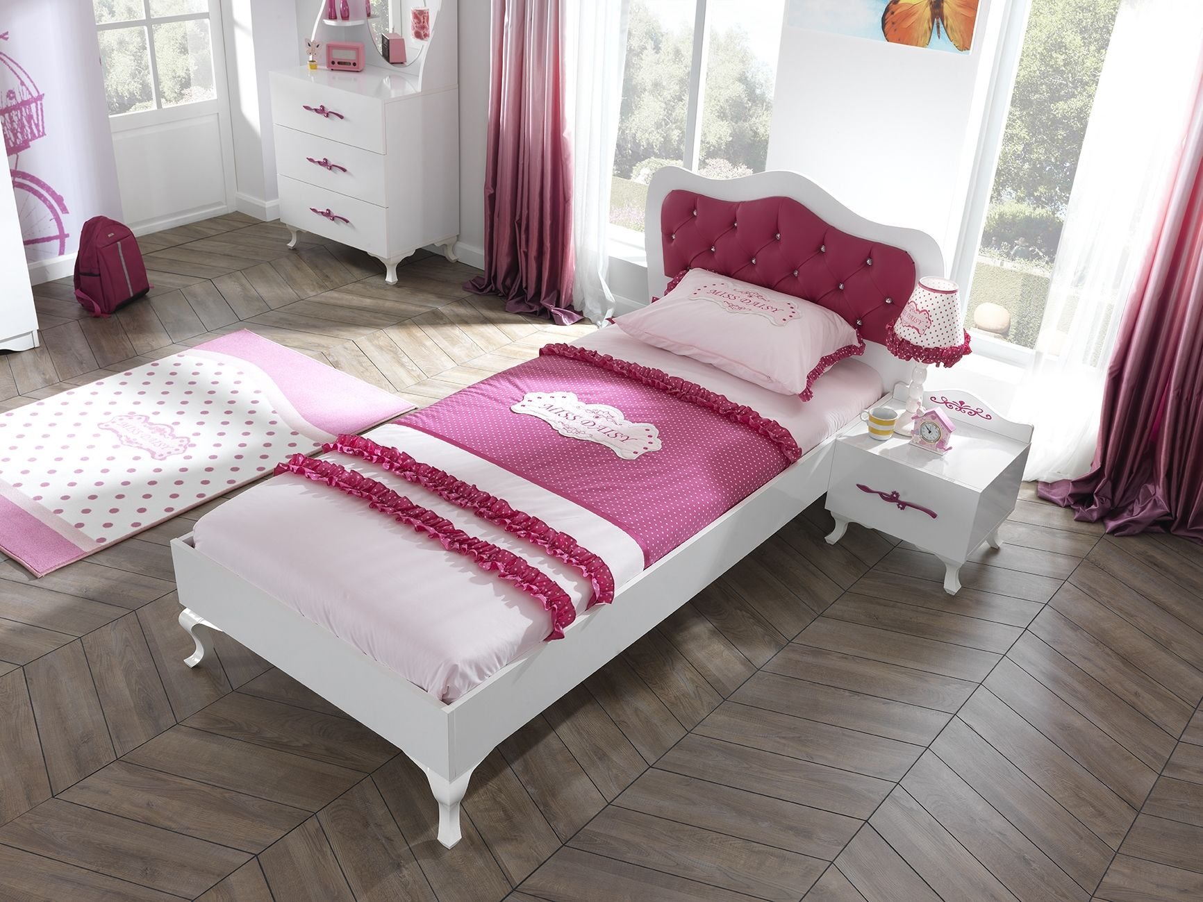 PAPATYA Bed Cover with pillowcase